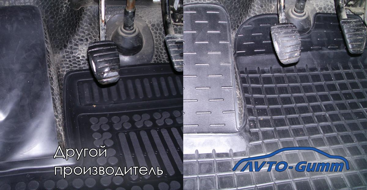 Коврики Автогум